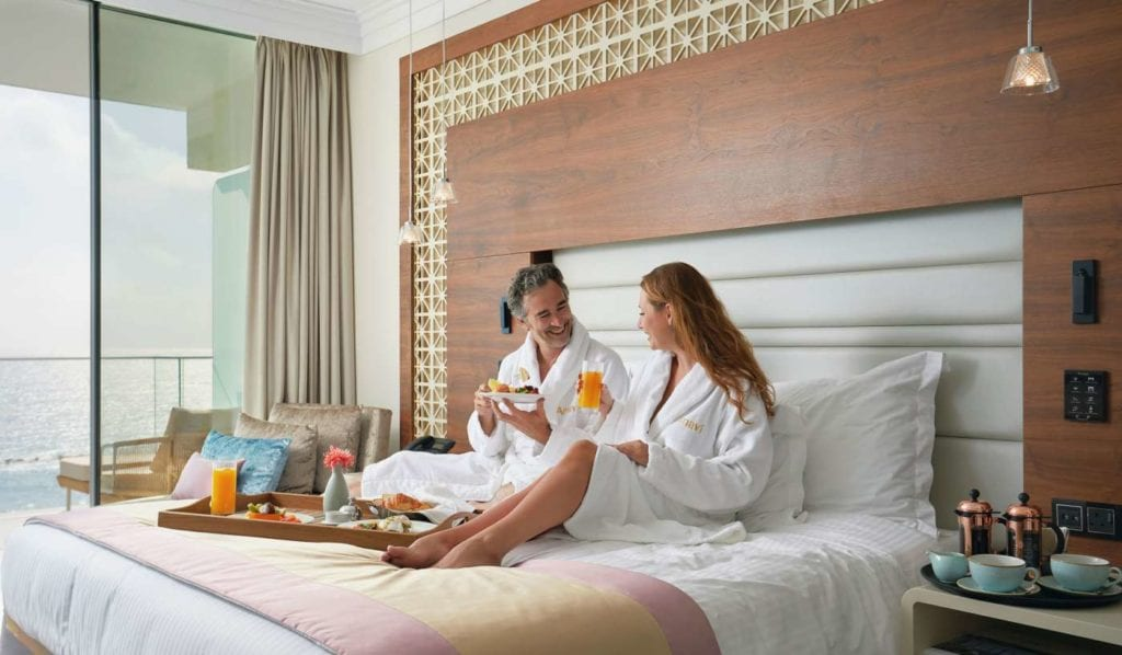Valentine's Day Couples Hotel