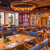 The Greats Restaurant, Dining Experience