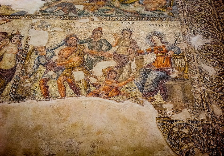 Sites You've got to See in Cyprus Paphos Archaeological Park