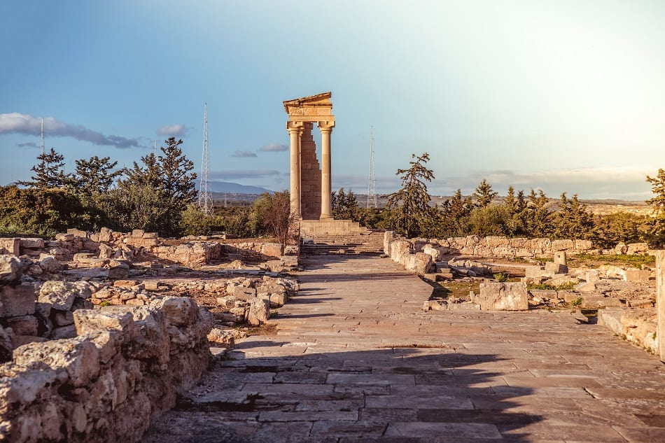 Sanctuary of Apollo Hylates, Limassol Sites You've got to See in Cyprus