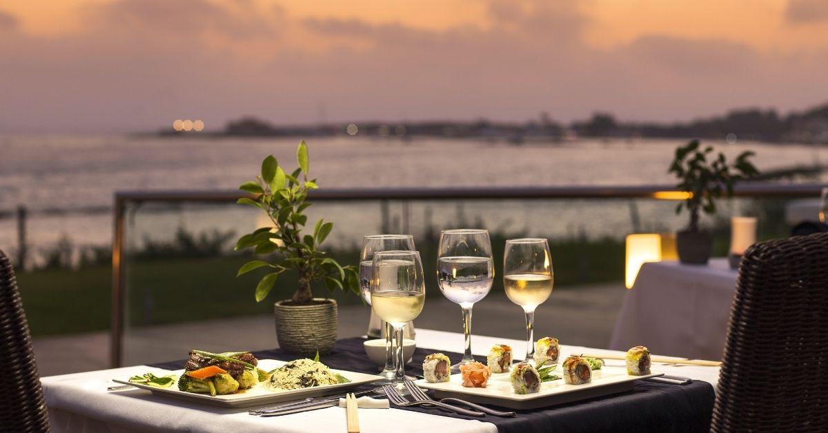 Romantinc Dining Paphos